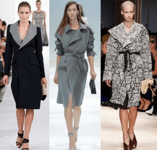 Пальто весна 2018 года: модные тенденции, фото новинок
